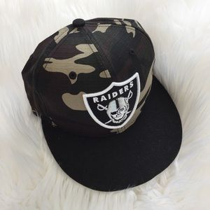 New Era 59Fifty Oakland Raiders Hat